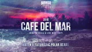 MATTN & Futuristic Polar Bears - Café Del Mar 2016 (DV & LM Edit) (Arcadia Acapella) Wallrix Mashup