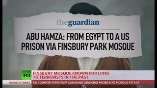 Radical Past: Finsbury mosque known for previous links to terrorists