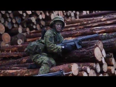 Baltic Defense: Estonia's Volunteer Army, B-Roll
