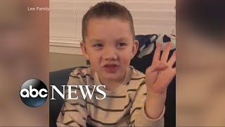 The world opens up for a 4-year-old who lost his hearing as a toddler