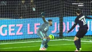 resumer du match PSG 4-0 RENNES 29/04/16