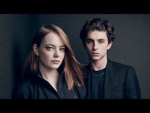 Timothée Chalamet & Emma Stone Actors on Actors Full Conversation