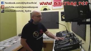 Dj Hydra - Sesión en directo 11 Octubre 2017 Facebook live