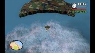 GTA SA EVOLUTION CLEO MOD 3 PARACHUTE INFINITY (PARAQUEDAS INFINITO) FULL HD 1080p
