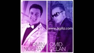Armin Nosrati and Omid Delan - Medley www.Jigiliz.com