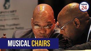 WATCH: Who goes where? Zuma reshuffles his cabinet...again