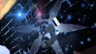 Shuriken / Ninja Star Intro C4D & Adobe After Effects DJ DOJO INTRO 2 FINAL
