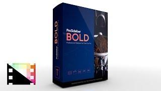 ProSidebar Bold - Professional Sidebars for Final Cut Pro - Pixel Film Studios