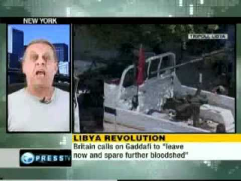 Don deBar: ''There are a lot of Dead Qatari on the Streets of Tripoli Now'' (August 23, 2011)