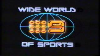 Channel Nine - Wide World Of Sports Cricket World Cup Intro (1992)