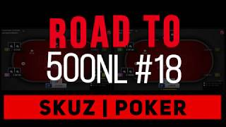 [EP #18] Road to 500nl - Ignition Online Poker Cash Series