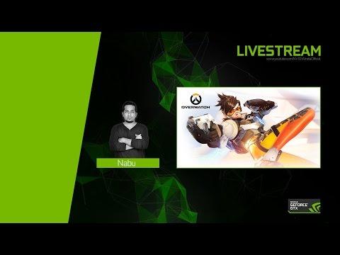 Overwatch Livestream with NABU   Team Entity E-Sports