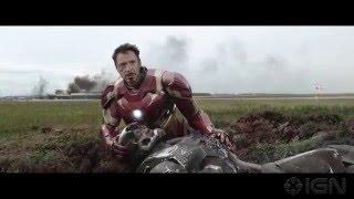 Recenzja filmu Kapitan Ameryka: Wojna Bohaterów