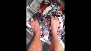 Big Stinky Feet Crush Cake