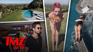 Bella Thorne Hanging Out With Scott Disick AGAIN! | TMZ TV