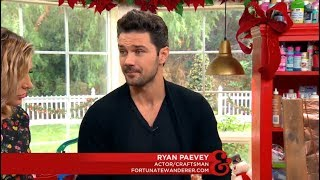 Ryan Paevey | Home and Family 12-21-17
