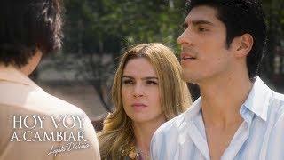 Hoy voy a cambiar | José Vargas ve a Lupita D'Alessio con su nuevo amor