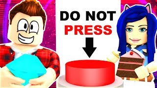 DO NOT PRESS THIS BUTTON IN ROBLOX! WHAT WILL HAPPEN?