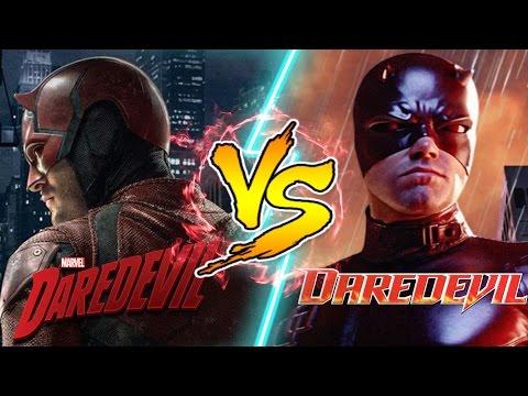 watch Daredevil vs Daredevil! WHO WOULD WIN IN A FIGHT?