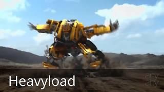 (FAKE CAST) Transformers 6 Last Energon Crystal: Cast| Devtfmc05