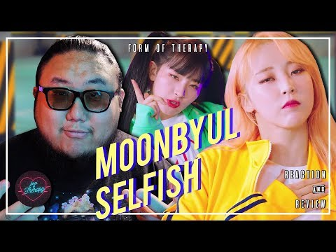 """Producer Reacts to Moonbyul """"Selfish"""""""