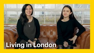 Coming To Goldsmiths: Living In London