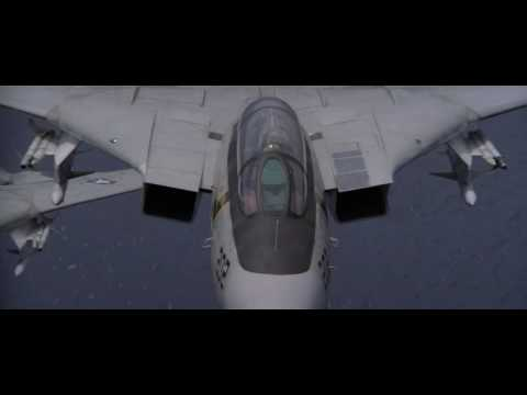 F-14 Tomcat Scenes from