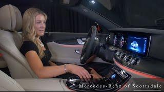 Light It Up - 2017 Mercedes-Benz E-Class E 300 Sport from Mercedes Benz of Scottsdale
