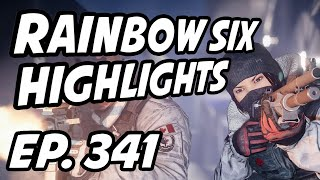 Rainbow Six Daily Highlights | Ep. 341 | DSPStanky, DermotOC_11, ShikuTeshi, Bengineering, TeosGame