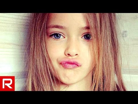 10 Most Beautiful Kids In The World ЁЯШН | Child Models (Part 1)