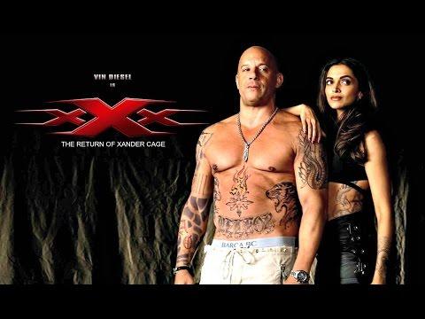 Xxx Mp4 XXx Deepika Padukone Vindiesel Official Trailer 1 JANUARY 2017 Telugu Hindi English 3gp Sex
