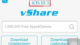 how to install vShare Pro FREE without computer iOS 11 iPhone, iPad No PC No Jailbreak (June 2017)