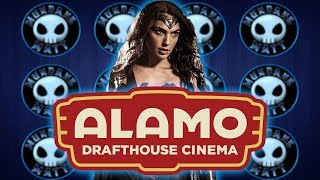 """Alamo Drafthouse upholds Civil Rights after """"women only"""" WONDER WOMAN screening debacle"""