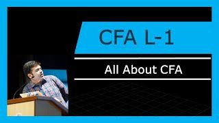 CFA L-1 | Explanation of CFA syllabus | All About CFA