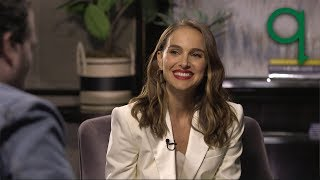 """Why Natalie Portman says """"I can walk down the street without being noticed"""""""