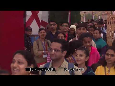 Xxx Mp4 Shri Halari Visa Oshwal Jain Samaj Malad Samet Shikharji Jatra 13 11 2018 Part 17 3gp Sex
