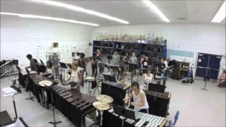 Redlands Percussion 2014