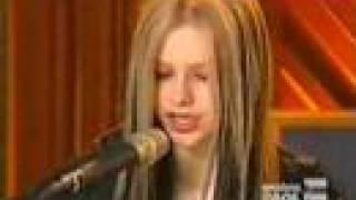 Avril Lavigne-Nobody's Home(acoustic)