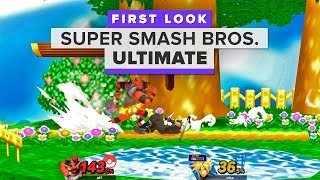 Super Smash Bros. Ultimate: Here