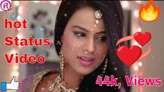 very hot status video whatsapp by romantic India