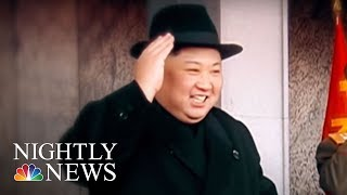 New US Stealth Fighter Jets Offer A Message To North Korea And China   NBC Nightly News