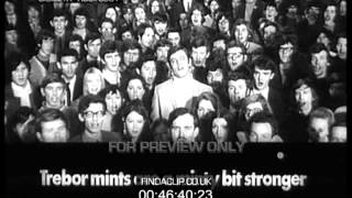 ADS#0001 Trebor Mints (Are a minty bit stronger - bring your mouth fresh alive)