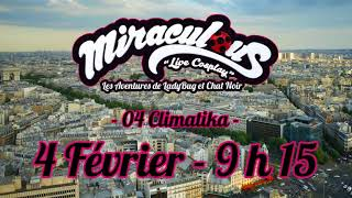 "MIRACULOUS ""Live Cosplay"" 04 Climatika - Teaser"