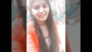 Khushi Ali...  .. . SONG:- TUM HI HO😍