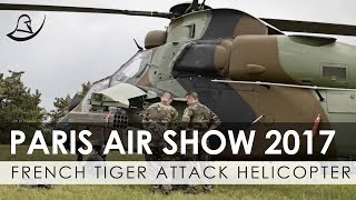 French Tiger Attack Helicopter
