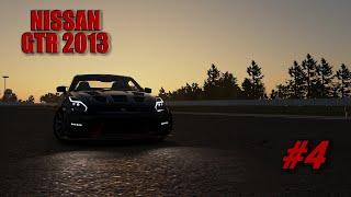 تعديل سيارات # سيارة نيسان GTR... لعبة《 THE CREW 2》