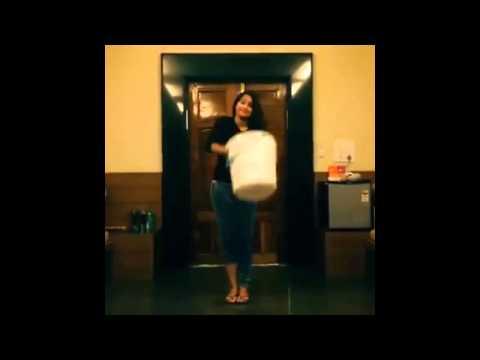 Sonakshi Sinha ALS Ice Bucket Challenge - Bollywood Actress