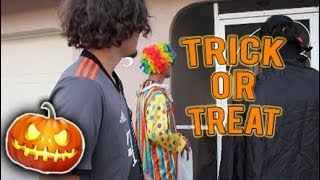 Trick or Treating 1 Day Before HALLOWEEN!!!