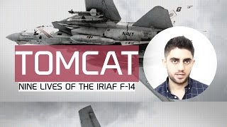 How Iran Kept its F-14 Tomcat Flying [VLOG 4]