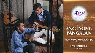 """ASOP 5 Finals: Jovit Baldivino performs """"Ang Iyong Pangalan"""" by Romarico Mendiola Jr."""